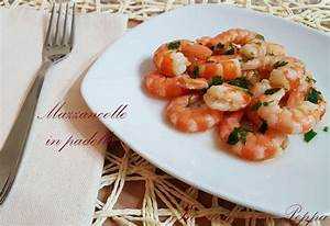Mazzancolle in padella ricetta veloce In cucina con Peppa