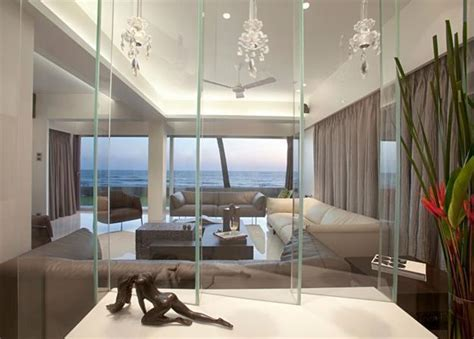 interior glass walls for homes 30 ideas to use glass in modern house exterior and