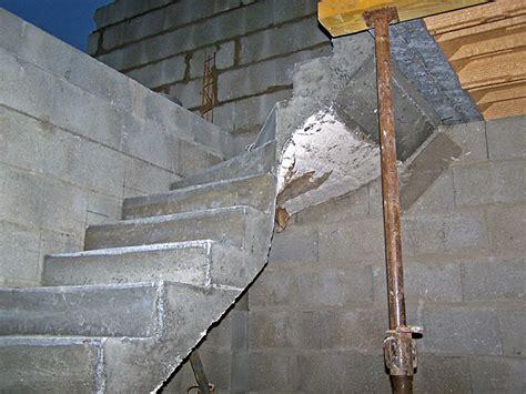 fiches travaux ma 231 onnerie avis sur construction escalier en b 233 ton