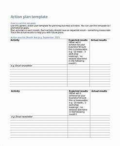 Action Plan Templates - 9+ Free Word, PDF Documents ...