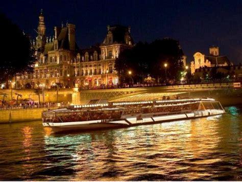 Bateau Mouche Seine River Cruise by Bateaux Mouches Paris Seine River Dinner Cruise Paris