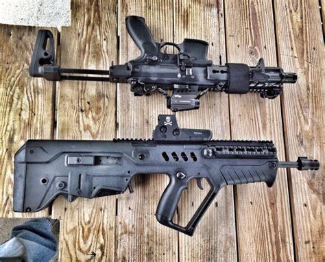 Gun Review: IWI Tavor 9mm As A Possible Race Gun - The