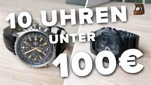 Schlafsofa Unter 100 Euro : 10 uhren unter 100 euro deutsch kaufratgeber 1 fullhd youtube ~ Bigdaddyawards.com Haus und Dekorationen