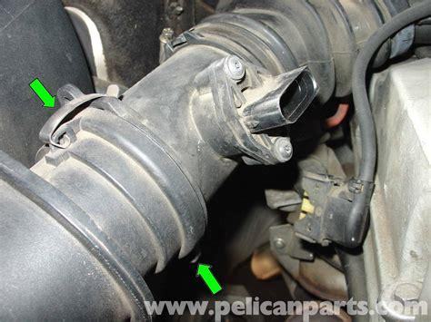 mercedes benz  fixing common vacuum leaks