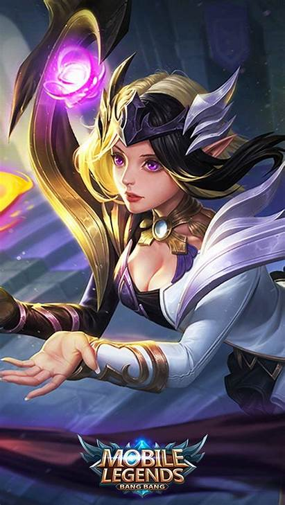 Lunox Mobile Legends 4k Legend Ml Anime