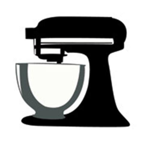 Kitchenaid Mixer Vector by Logan Bell Wedding Shop Registry