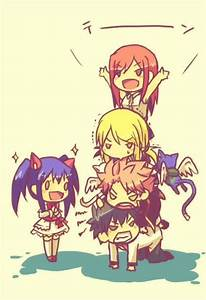 chibi girls images Fairy tail chibi tower HD wallpaper and ...