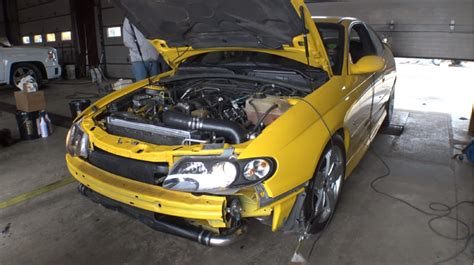 Tuned Twin Turbo Pontiac Gto Throws Down Dyno Lstech