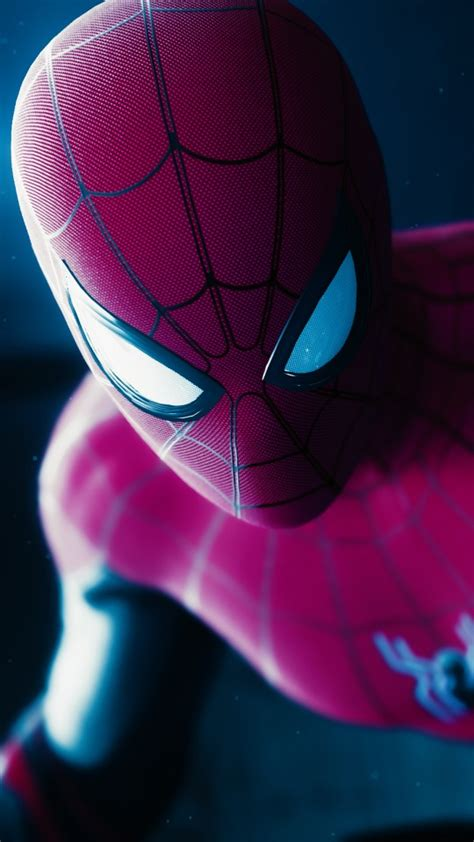 spider man   home ps pro game  wallpapers hd