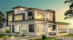 Beautiful modern house in Tamilnadu - Kerala home design