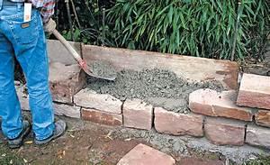 Erdkeller Selber Bauen : steinmauer w nde mauern abdichten ~ Buech-reservation.com Haus und Dekorationen