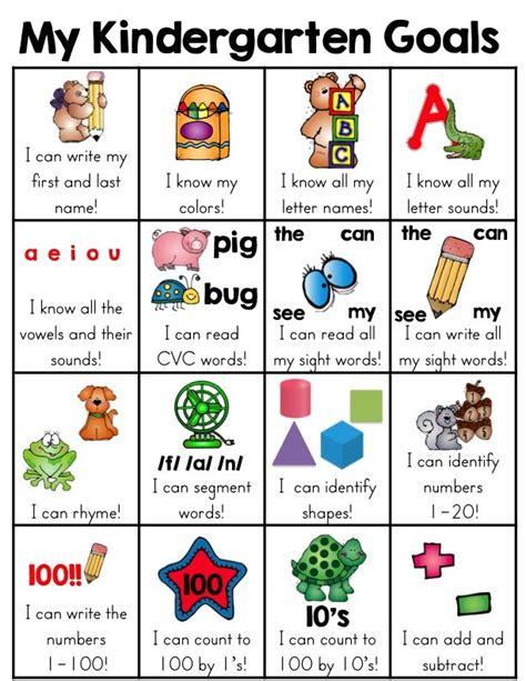 kindergarten goals kindergarten common overview 963 | c970b9fd4dd320530cca8c90cda697d8