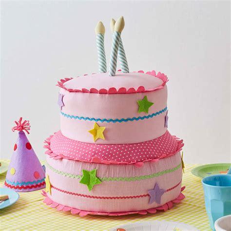 Giant Soft Toy Cake By Albetta Notonthehighstreetcom