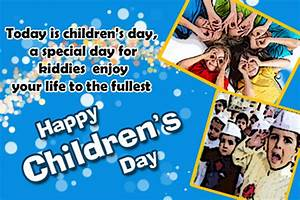 {Happy} Childrens Day HD Wallpapers, Images, Fb Cover Pic ...