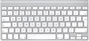 Hardware - Difference Between Us Qwerty And International Qwerty Apple Keyboards