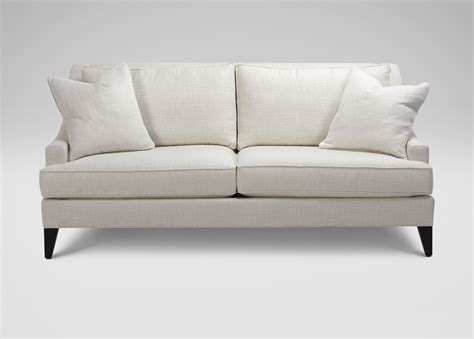 Ethan Allen Leather Sofa Bed by Camelback Sofa Ethan Allen Ethan Allen Sofa
