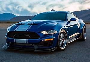 2019 Ford Mustang Shelby Super Snake Widebody - specifications, photo, price, information, rating