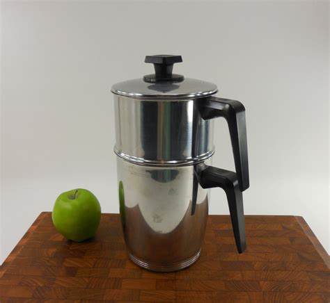 coffee pot on stove rema stove top drip coffee maker pot stainless