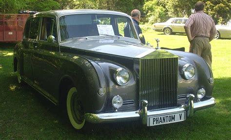 Rollsroyce Phantom V Wikipedia