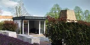 Pavillon Holz Flachdach : pavillon mit flachdach der gartenpavillon mit flachdach pavillon holz flachdach selber bauen ~ Orissabook.com Haus und Dekorationen