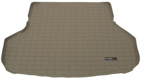 weathertech floor mats lexus rx330 2005 lexus rx330 weathertech cargo liner tan