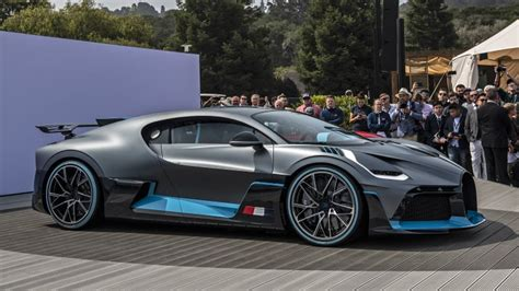 The first deliveries of the hyper sports car were made in august 2020. 2020 Bugatti Divo Review - Carshighlight.com