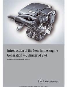Mercedes Benz M274 Engine Introduction Into Service