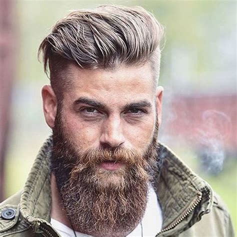 25 cool beards and hairstyles for men 2019 men s