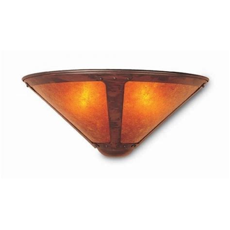 Mica L Company Sconce by 120 Wall Sconce 17 Quot Mica L Company Coppersmith Collection