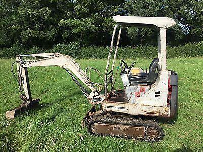 tb takeuchi  ton mini digger excavator  buckets digger  vat  trucks excavator