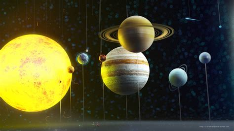 Animated Solar System Wallpaper - solar system wallpapers wallpaper cave