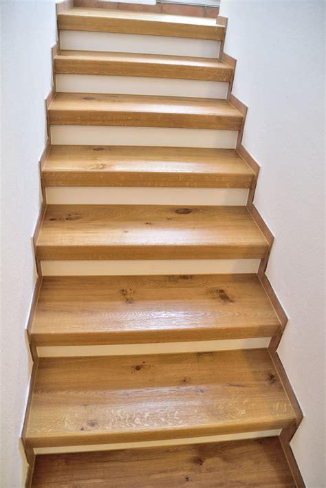 Treppenrenovierung Und Treppensanierung Von Massivholzstufen