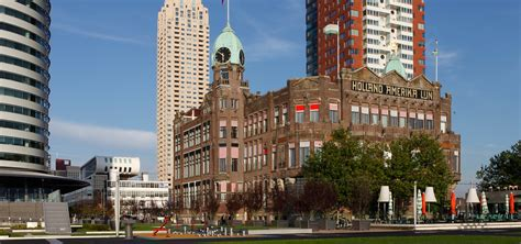 Hotel New York Rotterdam  Westcord Hotels
