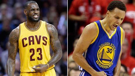 Cleveland Cavaliers vs. Golden State Warriors: 2015 NBA ...