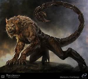 Percy Jackson: Sea of Monsters Concept Art by Sebastian ...