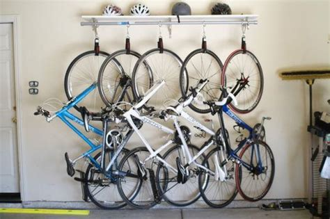Garage Organization Ideas For Bikes by Diy Basement Organization Ideas That Will Make The Most Of