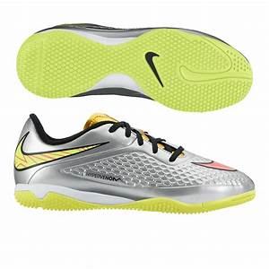 Nike Youth Hypervenom Phelon Premium Indoor Soccer Shoes ...