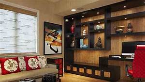 A Showcase of 15 Modern Living Room Designs with Asian