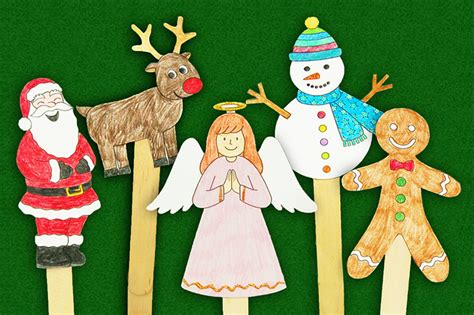 christmas sets  printable templates coloring pages