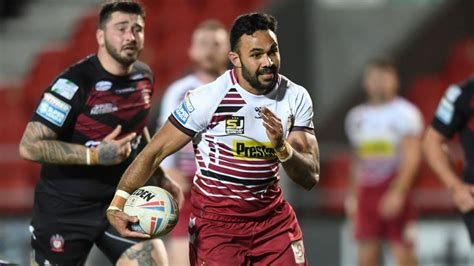 Super League Grand Final: Bevan French benefits from Wigan ...