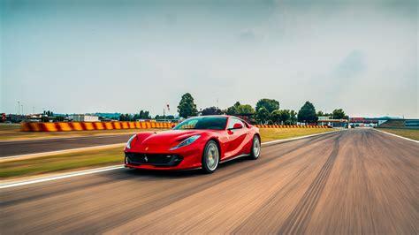 812 Superfast Wallpaper by 2017 812 Superfast 4k Wallpaper Hd Car