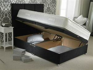 Bed gun storage | Guns :) | Pinterest