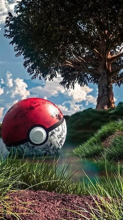 Pokemon Pokeball Phone Wallpapers Smart Ball Pokeball