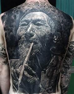 100 Realistic Tattoos For Men - Realism Design Ideas