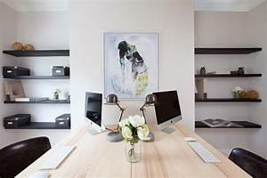 Home Office : 36 inspirational home office workspaces that feature 2 person desks ~ Watch28wear.com Haus und Dekorationen