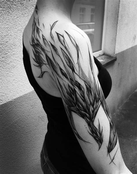 Phoenix On Woman's Arm | Best tattoo design ideas
