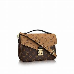Pochette Metis Monogram Reverse Canvas - HANDBAGS LOUIS