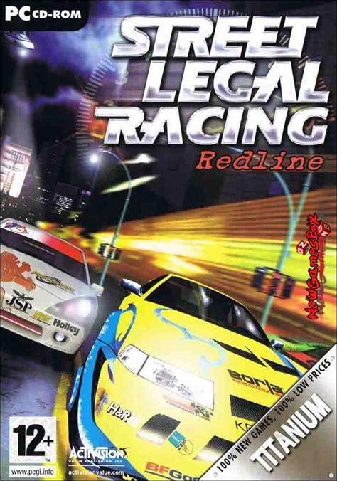 street legal racing redline   full version