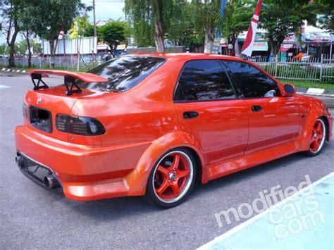 Genio Modifikasi by 60 Modifikasi Honda Civic 97 Ragam Modifikasi