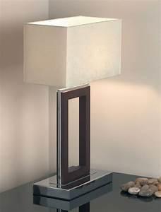 Lampe A Poser Contemporaine : lampe chevet design contemporain lampe chevet zen marchesurmesyeux ~ Teatrodelosmanantiales.com Idées de Décoration